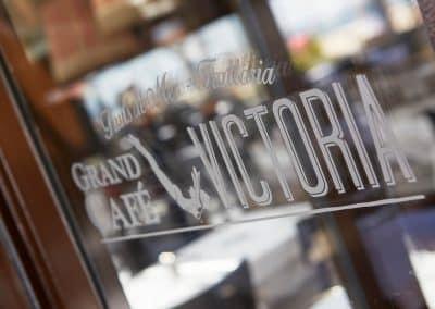 Restaurant Grand Café Victoria, Trattoria à Arcachon